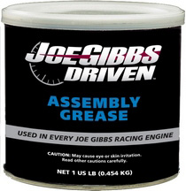 All Vehicles (Universal) Driven Racing Assembly Grease 1 lb Tube