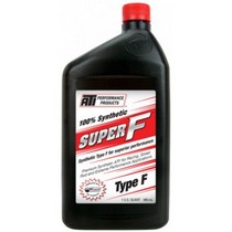 All Vehicles (Universal) Driven Racing Super F Synthetic Type F ATF (Quart)