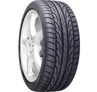 2000-9999 Ford Excursion Dunlop SP Sport Maxx DSST Run Flat 315/35R20XL 110W BMW
