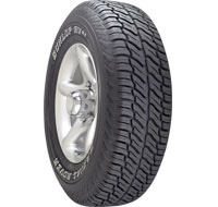 2000-9999 Ford Excursion Dunlop Radial Rover RV XT P205/75R-15 97S OWL