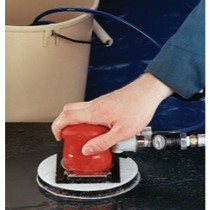 "2004-2005 Suzuki GSX-R600 Dynabrade Products 6"" Diameter Wet Dynabug ""Model T"" Orbital Sander"