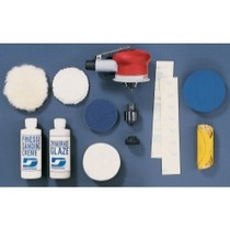 "2004-2005 Suzuki GSX-R600 Dynabrade Products 3"" Buffer Sander Kit"