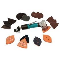 1996-1998 Suzuki X-90 Dynabrade Products Dynafine Detail Sander Kit
