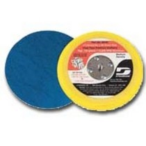 "2008-9999 Smart Fortwo Dynabrade Products 6"" Diameter Non-Vacuum Disc Pad, Vinyl-Face"