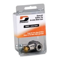 1973-1979 Ford F350 Dynabrade Products DynaJet Safety-Tip in-Line Blow Gun
