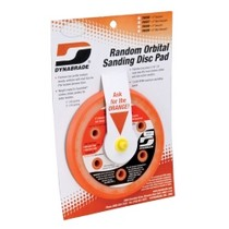 "2003-2009 Toyota 4Runner Dynabrade Products 5"" Non-vac Orbital Sanding Pad - Hook Face"