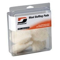 "1997-2002 Buell Cyclone Dynabrade Products 3"" Synthetic Wool Pads"