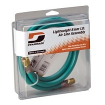 1966-1970 Ford Falcon Dynabrade Products 5-Foot Whip Hose