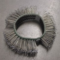1960-1964 Ford Galaxie Dynabrade Products Coarse Wire Wheel for Dynazip Tool