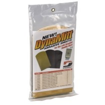 1997-2004 Chevrolet Corvette Dynabrade Products Dynamitt Abrasive Sheets