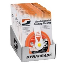 "1973-1991 Chevrolet Suburban Dynabrade Products 6"" Sanding Pad Counter Display (Non-Vacuum)"