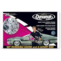 1989-1992 Ford Probe Dynamat 36 Ft. Dynamat Xtreme Bulk Pack For An Entire Car