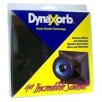 1971-1976 Chevrolet Caprice Dynamat Control Dynaxorb Pad For Speakers
