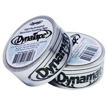 All Jeeps (Universal), All Vehicles (Universal) Dynamat 1.5 X 30Ft Dynatape Solid Aluminum Finishing Tape Roll .002 Thick
