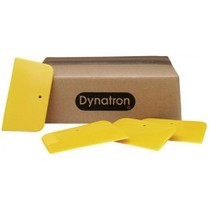 "1986-1992 Mazda RX7 Dynatron Bondo Dynatron® Yellow Spreaders - 3"" x 5"" (Case of 144)"