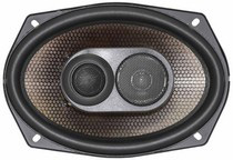 "2007-9999 Saturn Aura Earthquake Focus 3-way 6x9 Coaxial Speaker (1.5"" V.C., Silk Dome Tweeter)"