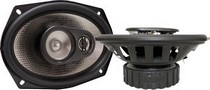 "2007-9999 Saturn Aura Earthquake Focus 3-way 6x9 Coaxial Speaker, (1"" Voice Coil)"