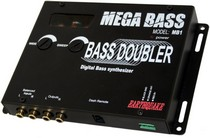 2007-9999 Mazda CX-7 Earthquake Mega Bass Music Bass Enhancer (With Remote Bass)