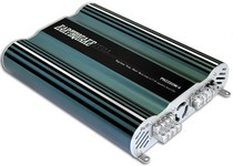 2001-2006 Dodge Stratus Earthquake Power House Class A/B Amplifiers (1500 W 4 CH. Xover, RCA IN/OUT, Bass/Treble)
