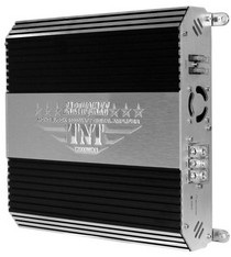 2001-2006 Dodge Stratus Earthquake TNT Amplifier (2000 W, Digital Mono Block, Remote Bass, Bass Boost, Hi Level In, RCA out)