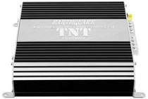 1985-1989 Ferrari 328 Earthquake TNT Amplifier (800 W 2 ch. / Bass Boost, Xover, Hi Level In, RCA out)