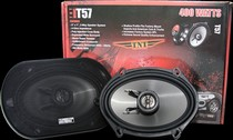 2007-9999 Saturn Aura Earthquake TNT Coaxial Speakers High End