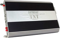 2000-2007 Ford Taurus Earthquake TNT 4X100CH and 1X500 Full Digital Amplifier (Remote Turn On, Bass/Treble/Xover)