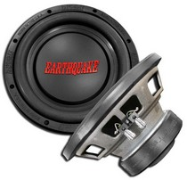 "2007-9999 Saturn Aura Earthquake 10"" Tremor-X Subwoofer (1000 W 4 Ohm V. C.)"