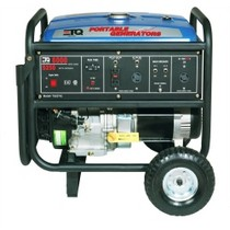 1976-1980 Plymouth Volare Eastern Tools and Equipment 6000 Watt Portable Gasoline Generator