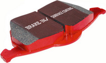 1992-2000 Lexus Sc EBC Redstuff Superstreet Ceramic Pads Set - Front
