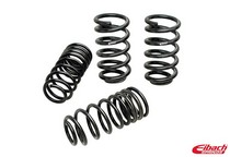 2005 To 2010 Jeep, Grand Cherokee Iii, 2Wd/4Wd, 8 Cyl., Exc. Srt-8 Eibach Suv Pro-Kit (Set Of 4 Springs) - Front:1.2 in, Rear:1.2 in