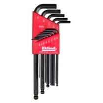 1987-1990 Nissan Sentra Eklind Tool Company 13 Piece Ball End Hex L Hex Key Set
