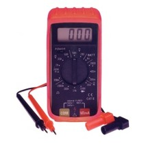 1997-2002 Buell Cyclone Electronic Specialties Digital Mini Multimeter With Holster