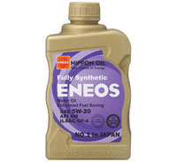 1966-1970 Ford Falcon Eneos Fluids - 1 Quart Oil (5W20)