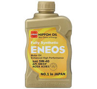 2008-9999 Smart Fortwo Eneos Fluids - 1 Quart Oil (5W40)