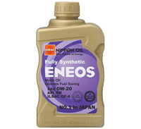 1966-1970 Ford Falcon Eneos Fluids - 1 Quart Oil (OW20)