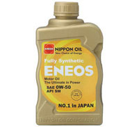 1989-1992 Ford Probe Eneos Fluids - 1 Quart Oil (OW50)
