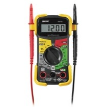 1997-1998 Honda_Powersports VTR_1000_F Equus Products Hands Free Digital Multimeter (10 MegOhm)