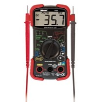 1997-1998 Honda_Powersports VTR_1000_F Equus Products INNOVA Auto Ranging Digital Multimeter