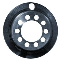 1992-1993 Mazda B-Series Esco Equipment Wheel Shield