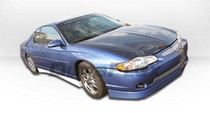 2000-2005 Chevrolet Monte_Carlo Extreme Dimensions F-1 Body Kit