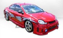 2000-2002 Dodge Neon Extreme Dimensions Evo 3 Body Kit