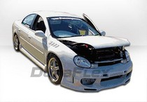 2000-2002 Dodge Neon Extreme Dimensions Showoff 3 Body Kit