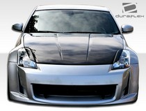 2003-2008 Nissan 350z Extreme Dimensions AMS Body Kit