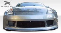 2003-2008 Nissan 350z Extreme Dimensions V-Speed Body Kit