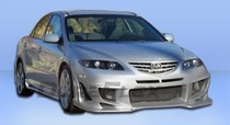 2003-2008 Mazda 6 Extreme Dimensions Bomber Body Kit