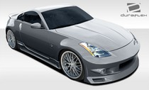 2003-2008 Nissan 350z Extreme Dimensions J-Spec Body Kit