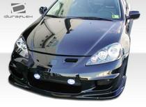 For Acura RSX 2002-2006 Duraflex Type M Style Fiberglass Rear Wing Unpainted