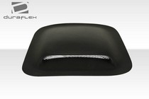 All Jeeps (Universal), Universal - Fits all Vehicles Duraflex Scoops - Type-II Hood/Roof Scoop