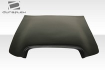 All Jeeps (Universal), Universal - Fits all Vehicles Duraflex Scoops - Type-I Hood/Roof Scoop